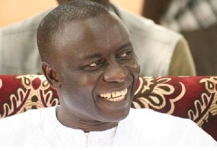 Investiture d'Idrissa Seck sous ''le signe de l'espoir'' (porte-parole)