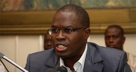 Khalifa Ababacar Sall préside le congrès d'investiture d'Ousmane Tanor Dieng