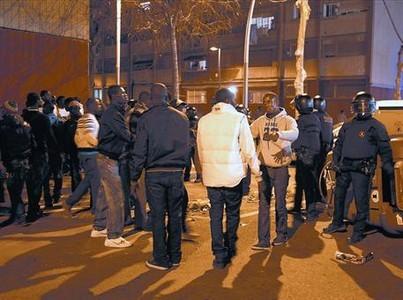 Espagne : Le Sénégalais a été abattu parce qu'il jouait au football.