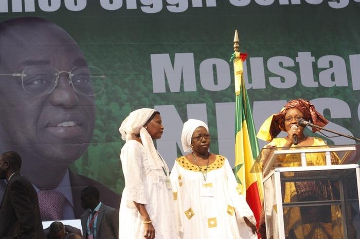 Les images du congrès d'investiture de Moustapha Niasse