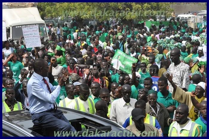 Les images du congrès d'investiture d'Ousmane Tanor Dieng