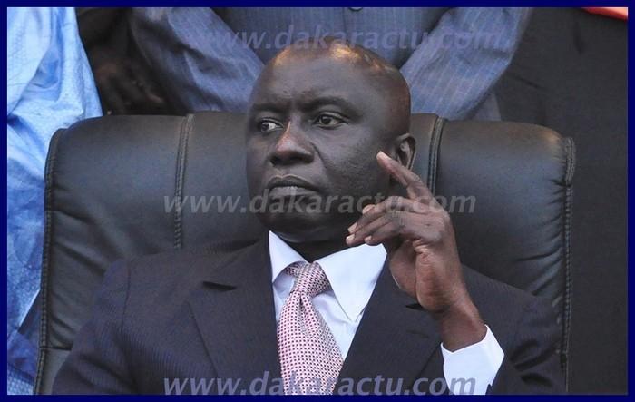 Les images du congrès d'investiture d'Idrissa Seck