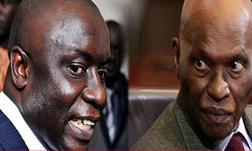 Abdoulaye Wade parle d'Idrissa Seck