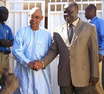 Imam Mbaye Niang confirme son accord politique avec Macky Sall