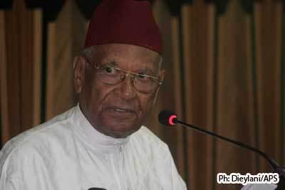 """''Nous regrettons que Benno Siggil Senegaal n'ait pas pu trouver de solutions pour maintenir l'unité en son sein et limiter la pluralité des candidatures"""" (Amadou Makhtar Mbow )"""