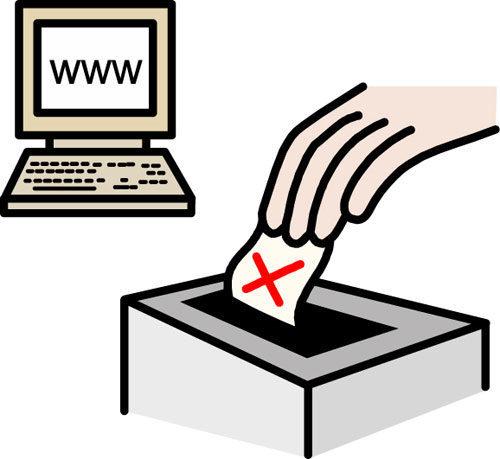 La démocratie en ligne!