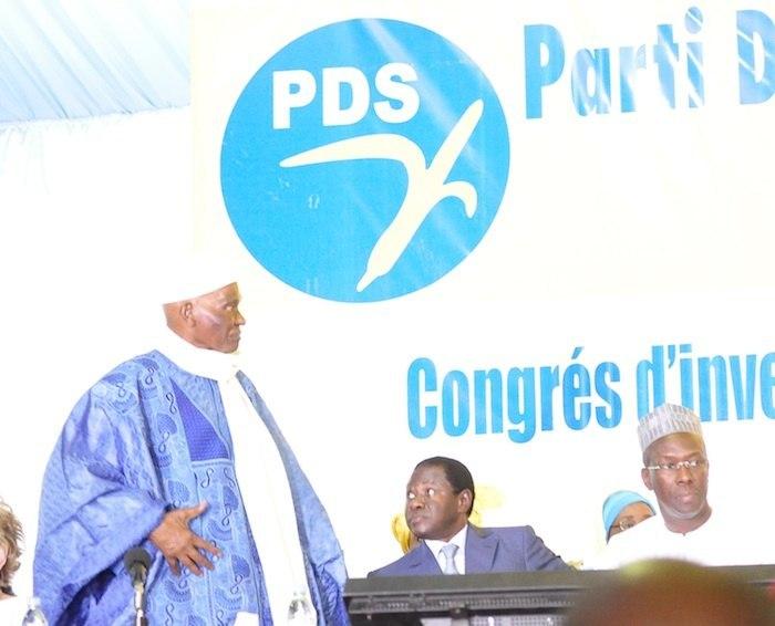 Comment Abdoulaye Wade compte-t-il régler sa succession ?
