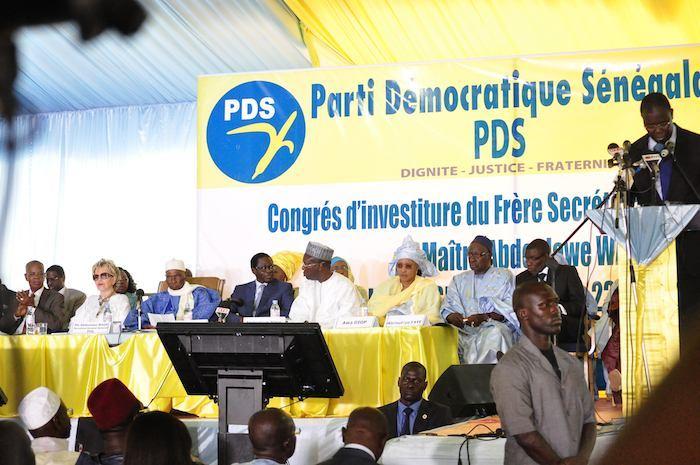 Alerte: Cinq jeunes libéraux des USA vivent le calvaire à Dakar depuis le congrès du PDS.
