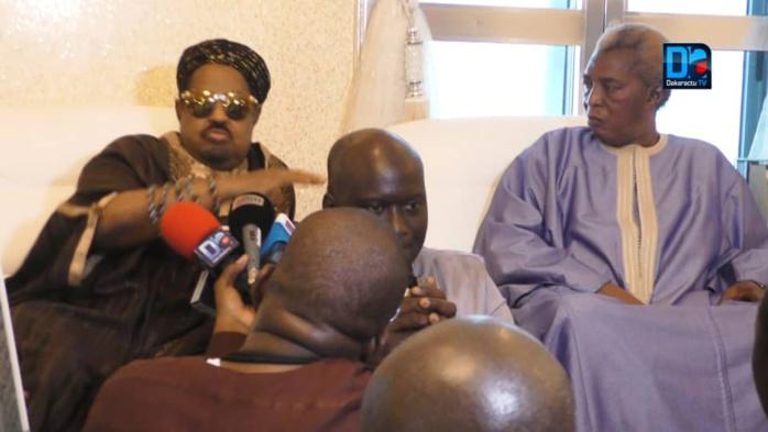Ahmed Khalifa Niass à Serigne Abdou Karim Mbacké : «Serigne Touba n'a pas d'égal sur cette terre»