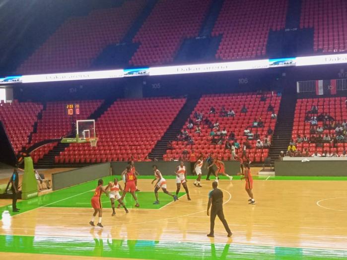 Basket / Tournoi international de Dakar : L'Angola s'impose sur le fil face à la Côte d'Ivoire 69-64.