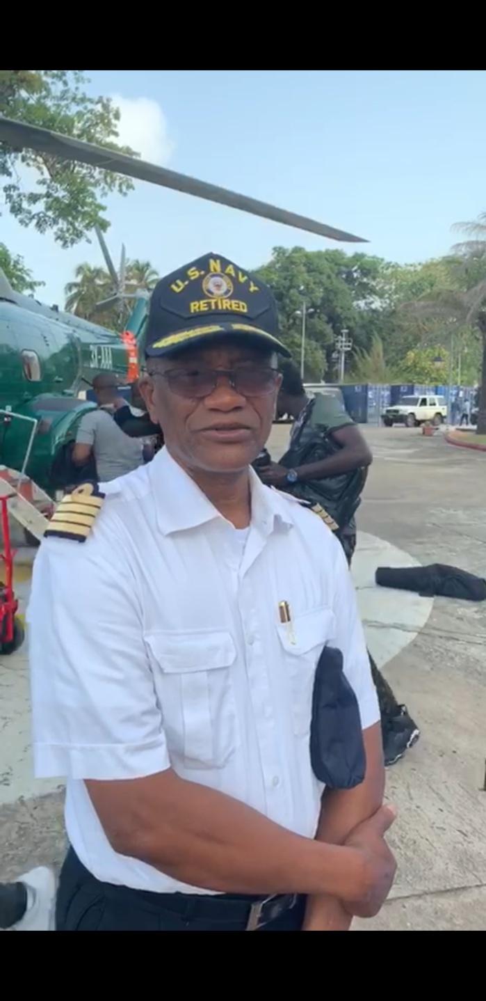 """Guinée / Nécrologie : """"Colonel Diallo, le plus expérimenté des pilotes de la république n'est plus!"""""""