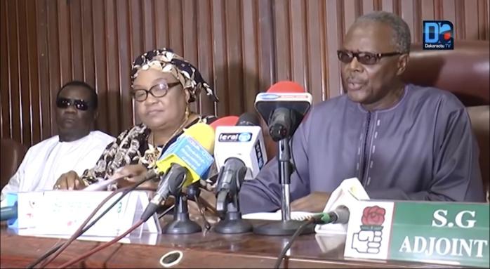 Succession au PS :  Cheikh Abdou Khadre Cissokho clôt le débat