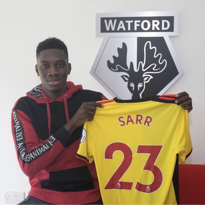 Officiel : Ismaëla Sarr rejoint Watford et la Premier league pour 35 M€ !