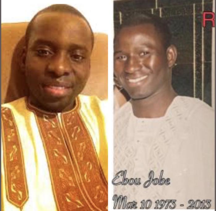 Tué par les Jungulars de Yahya Jammeh : L'Américano-gambien Ebou Jobe a été dénoncé par son propre cousin, Alhagie Marr