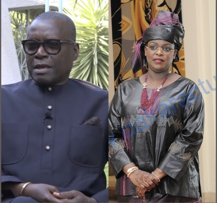 Pierre Atepa Goudiaby écrit à Marième Faye Sall : A Mme La Première Dame et chère Sœur...