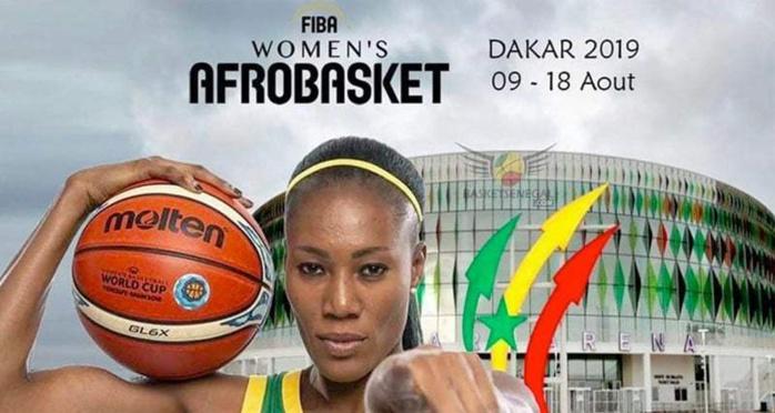 Afrobasket Féminin : Programme complet des rencontres du premier tour