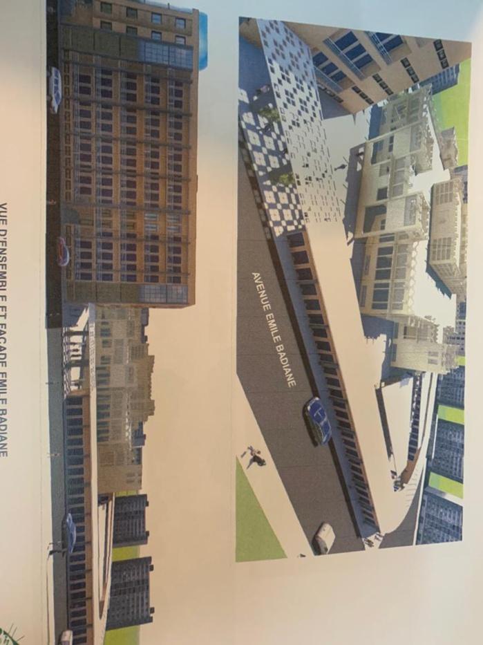 Rencontre entre le ministre de l'Urbanisme et les commerçants : La date de la fermeture du marché Sandaga reportée au 30 Août, un projet de reconstruction établi...