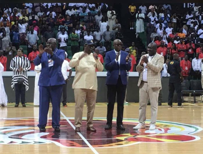 Cérémonie d'ouverture Afrobasket  2019 : Le président Macky Sall s'invite à la fête au dernier moment