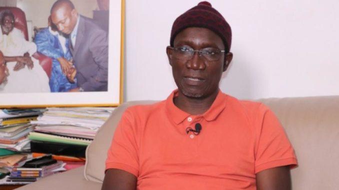 PDS : El hadj Amadou Sall crache sur le poste à lui confié par Wade et lui demande de le remplacer...