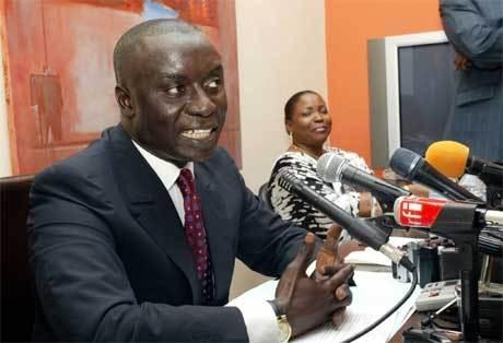"""Idrissa Seck parle trop d'argent "" (Tamsir Jupiter Ndiaye)"