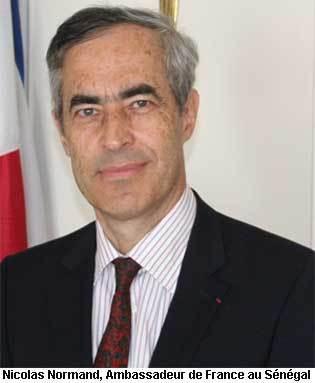 [ AUDIO ] Le Grand Jury de la RFM du dimanche 08 janvier 2012 avec Nicolas Normand, ambassadeur de France au Sénégal