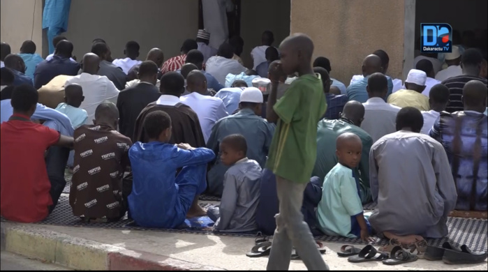 Louga : La communauté musulmane a célébré l'Aid El Kebir ce lundi.