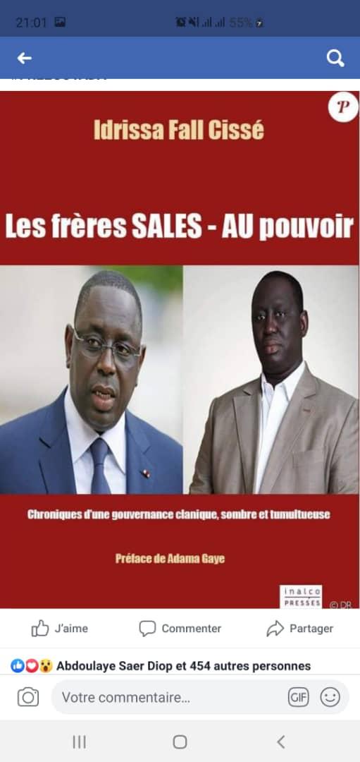 Insultes au Président Macky Sall : Après Adama Gaye, la Sr cueille Idrissa Fall Cissé.