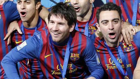Ballon d'Or: Xavi préféré à Messi?