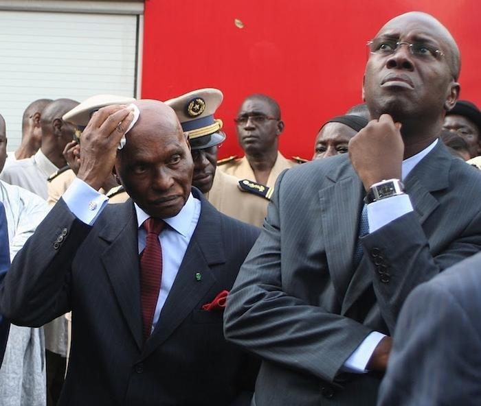 Entre Abdoulaye Wade et Souleymane Ndéné Ndiaye, c'est la crise.