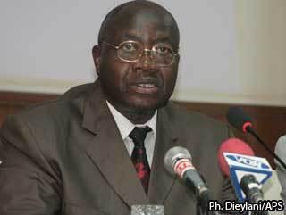«Je suis prêt à assumer une année blanche» (Amadou Tidiane Bâ)