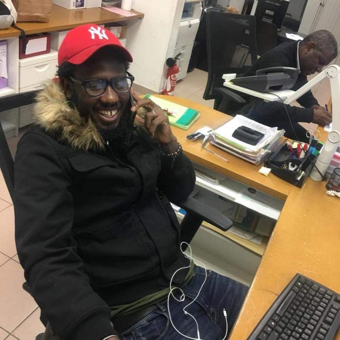 Section de recherches : Idrissa Fall Cissé sort libre de son face-à-face avec les enquêteurs, son passeport lui est rendu.