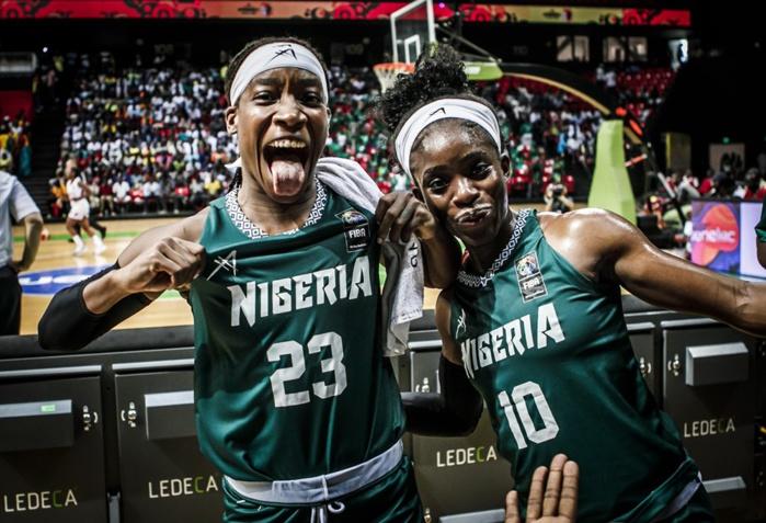Afrobasket féminin / Play-offs : La RD Congo se défait du Cap-Vert 78-46, et hérite des championnes en titre, les Nigérianes en ¼