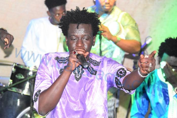 Les images de la soirée Spécial Tabaski de Tarba Mbaye au FIVE