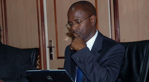 Abdou Aziz Sow, délégué général du Fesman III : «Les chèques sont disponibles»