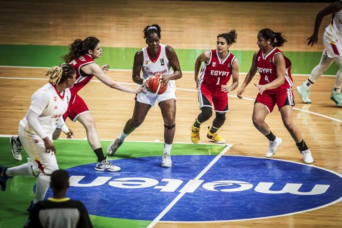 Afrobasket féminin / Play-offs : Au bout d'un match à suspense, l'Égypte élimine le Cameroun 68-63, pour croiser le Mozambique en quart.