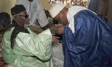 Touba : le président Wade sollicite des prières pour des élections apaisées