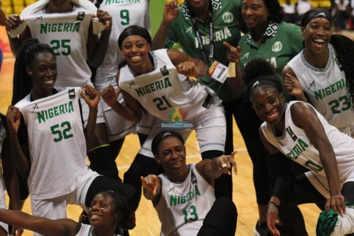 Afrobasket féminin ¼ finale: Le Nigeria premièreéquipequalifiée en demi-finalesuite à sa victoire sur la RD Congo 79-46.