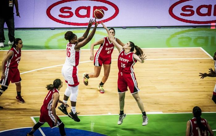 Afrobasket féminin ¼ finale : Sans surprise le Mozambique sort l'Égypte 80 à 66 et accède à la demi-finale.