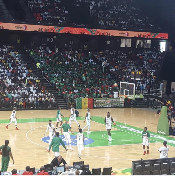 """Afrobasket féminin 2019 - 1/4 finale : Les """"lionnes"""" démarrent en trombe dans un Dakar Arena en feu !"""