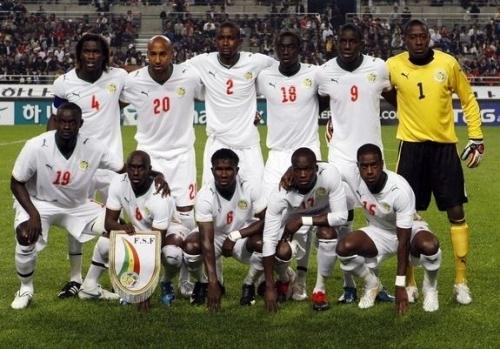 Les Lions offrent 1 million FCFA à la pouponnière de Mbour