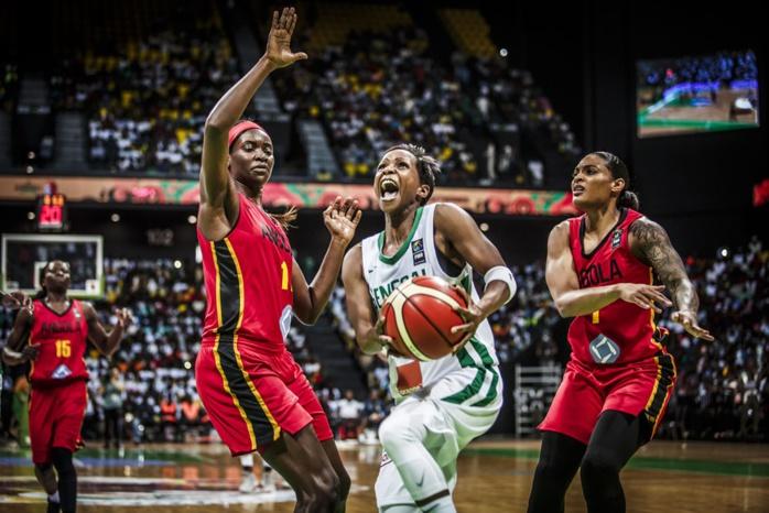 Afro basket Féminin 2019 : Focus sur Binetou Diémé, la meneuse aux doigts de fée, déjà 28 passes décisives en 3 matches