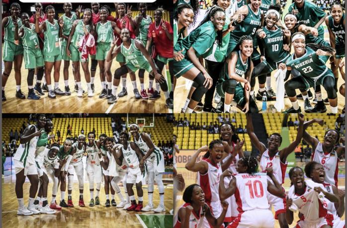 Afrobasket Féminin 2019 / Affiches des demi-finales : Mali-Nigeria et Sénégal-Mozambique, duels entre grandes d'Afrique