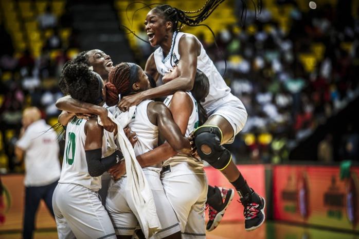 Afrobasket féminin ½ finale : Le Nigeria se qualifie pour sa deuxième finale d'affilée suite à sa victoire 79-58 sur le Mali