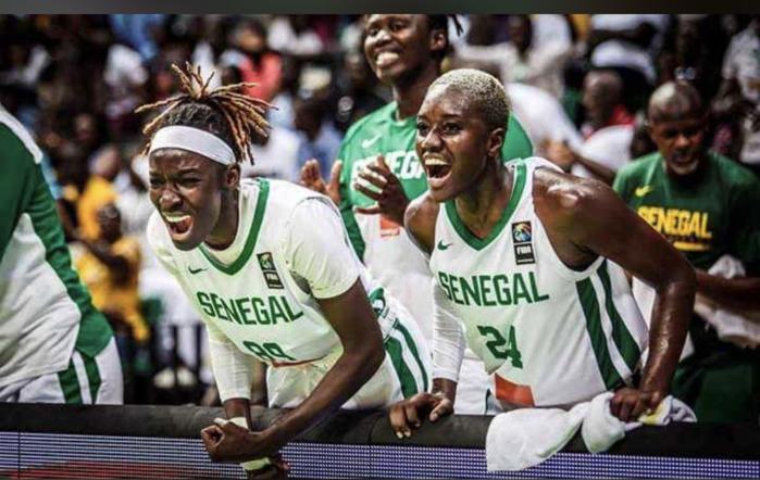Afrobasket féminin ½ finale Sénégal – Mozambique : Les « Lionnes » arrachent la qualification au bout du suspense 60-57 et rejoignent le Nigeria en finale