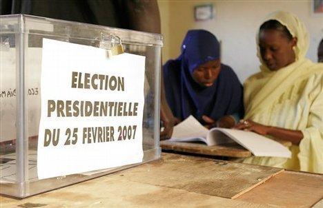 SENEGAL  Le scrutin présidentiel de 2012 face aux défis de la paix, de la stabilité et de la sécurité en Afrique de l'Ouest
