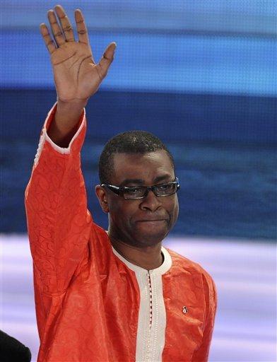 Candidature de Youssou Ndour