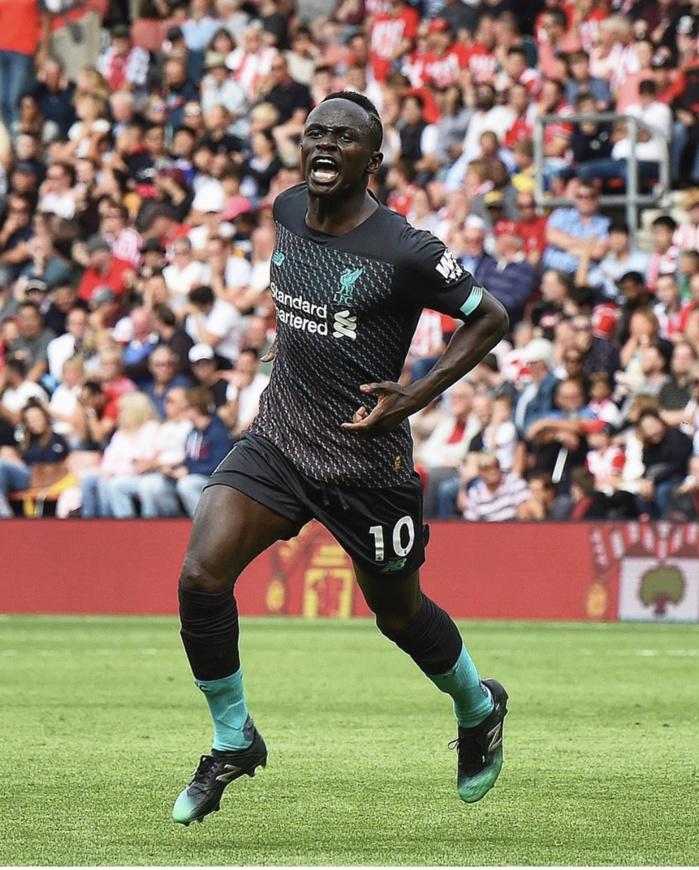 Premier League : Liverpool s'impose 2-1 face à Southampton et prend la tête du championnat, Sadio Mané encore buteur