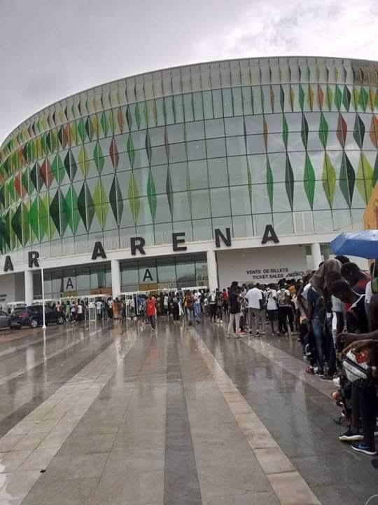 Finale de l'Afro-basket féminin 2019 : Près d'un millier de supporters déjà à Diamniadio