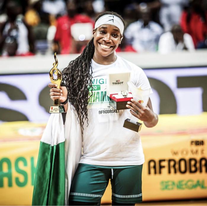 Afrobasket féminin 2019 : Voici l'ensemble des distinctions individuelles remises aux joueuses
