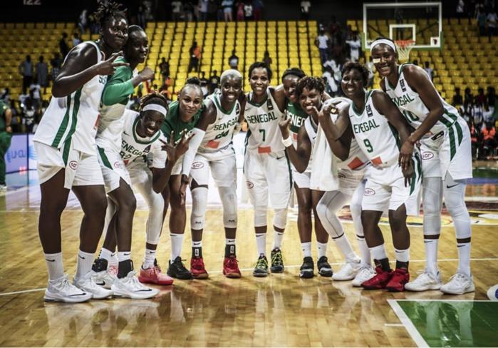 """Tournoi préolympique : Les """"Lionnes"""" du Sénégal dans la poule B en compagnie du Mali et de l'Angola"""